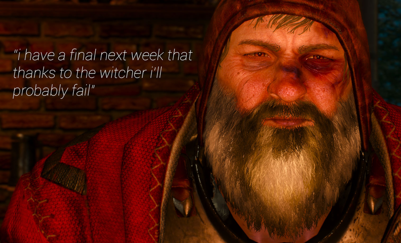 Illustration for article titled The Witcher 3, As Told By Steam Reviews