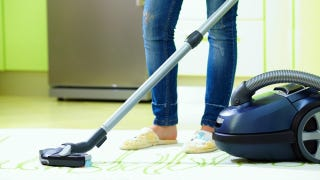 Illustration for article titled Freshen Up Your Home While Vacuuming with Oils and Cotton Balls