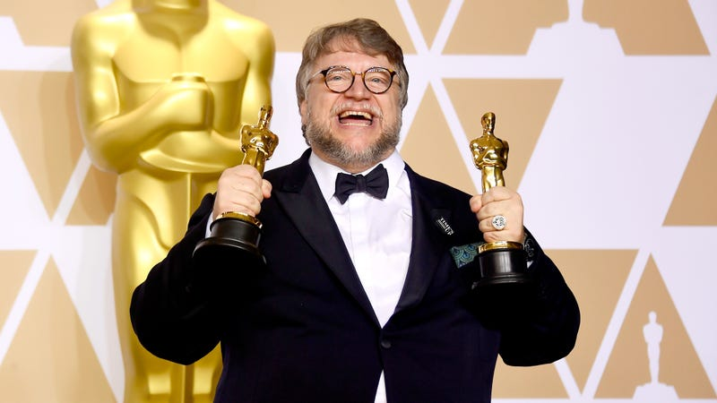 Illustration for article titled Guillermo del Toro is now getting his own action figure