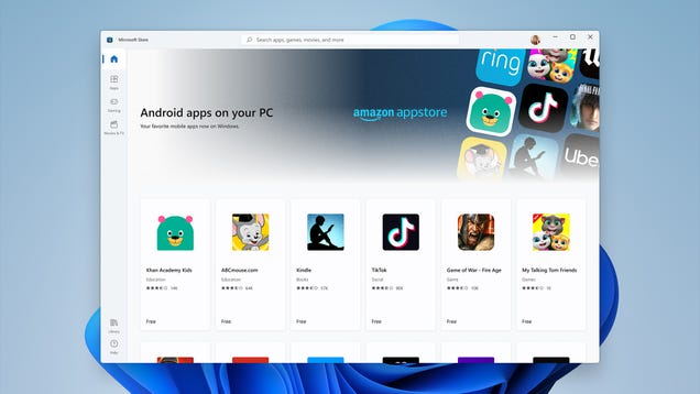 Android Apps on Windows 11 Could Bring Apple s Seamlessness to the PC