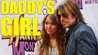 Illustration for article titled Billy Ray Cyrus Thinks Miley's On The Road To Ruin