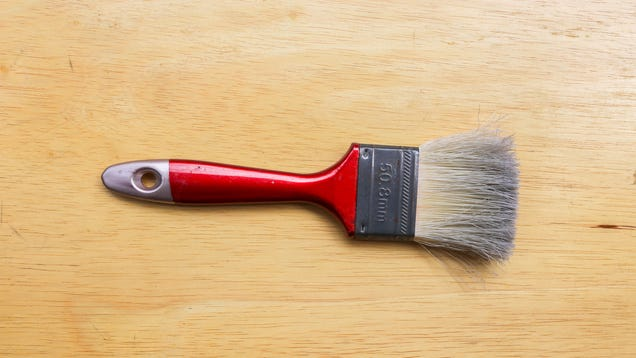 Why Your Kitchen Needs a Paint Brush