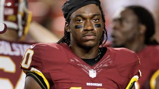 Nobody Likes RGIII And I Kind Of Feel Bad For Him At This Point