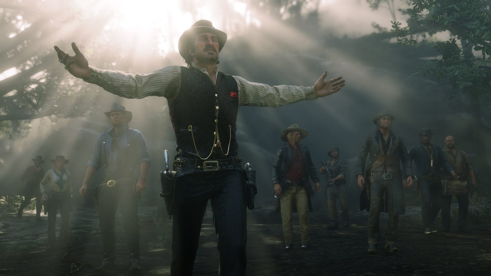 Rockstar Makes Early Adjustments To Red Dead Online's Grindy Economy