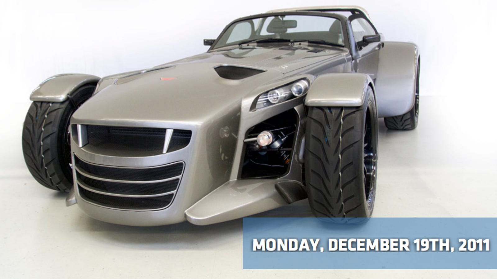 saab files for bankruptcy the 2013 chevy sonic rs and the delicious donkervoort d8 gto. Black Bedroom Furniture Sets. Home Design Ideas