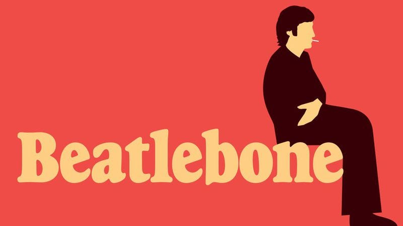 Illustration for article titled Beatlebone overcomes a gimmick for a surprisingly poignant Beatles story