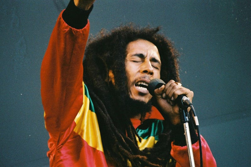 Illustration for article titled Happy Birthday Bob Marley
