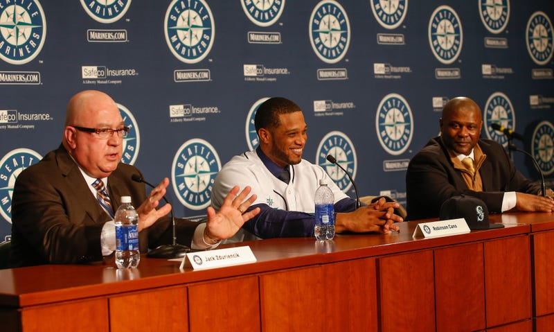 Illustration for article titled Report: The Mariners Are Done Spending