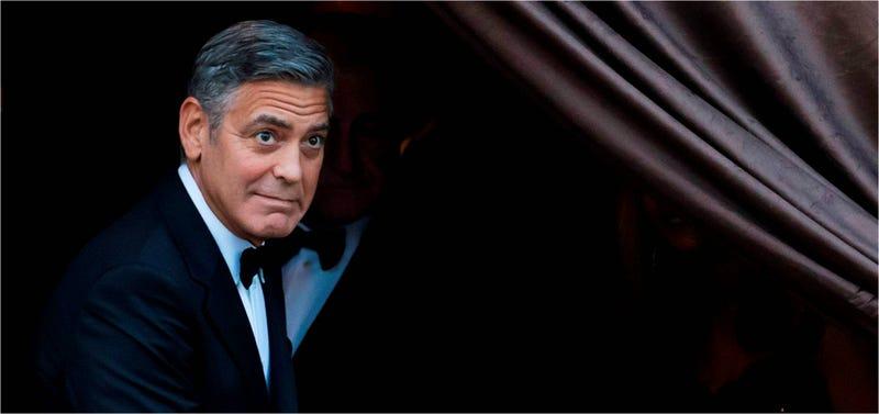Illustration for article titled George Clooney vio venir el ataque a Sony Pictures, y se rio de ello