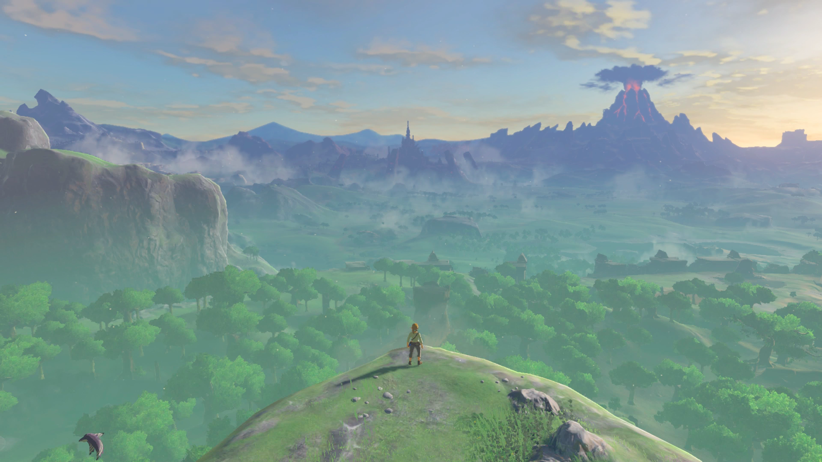 When Miyamoto First Played Zelda: Breath of the Wild, He Wouldn't Stop Climbing Trees
