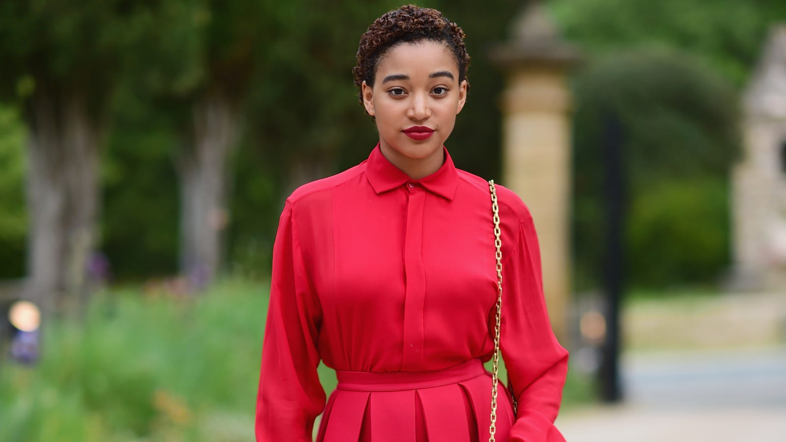 Hunger Games actress Amandla Stenberg comes out as gay - I
