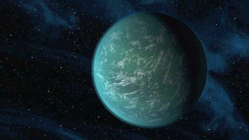 Illustration for article titled Astrónomos hallan nuevas evidencias de un noveno planeta en el Sistema Solar