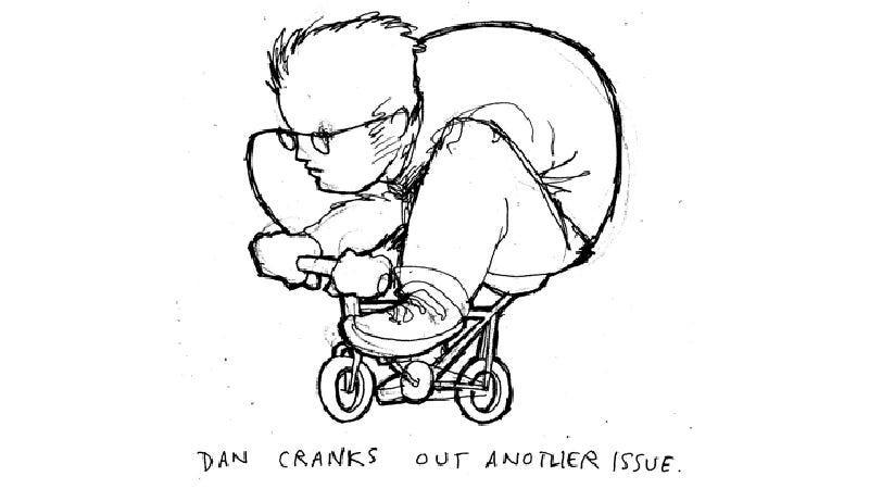 Illustration for article titled Daniel Sinker