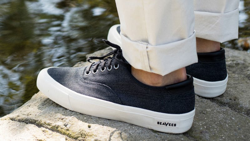 Illustration for article titled Save Up To 15% On Men's and Women's Casual Sneakers From SeaVees (From $51)