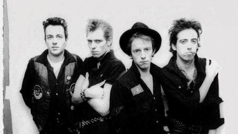 Illustration for article titled The Clash's best song was a single (that became an album standout)