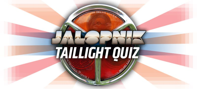 Illustration for article titled Take The Hardest Taillight Identification Quiz Ever Created