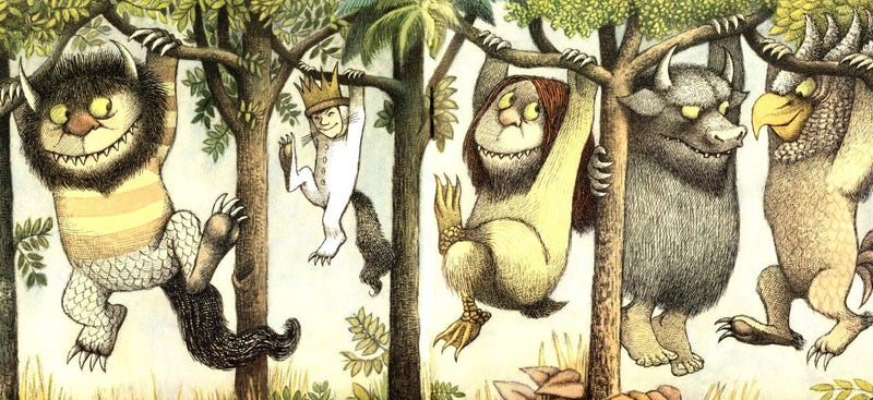 Illustration for article titled Touching, Beautiful Uncensored Outtakes from Colbert's Maurice Sendak Interview