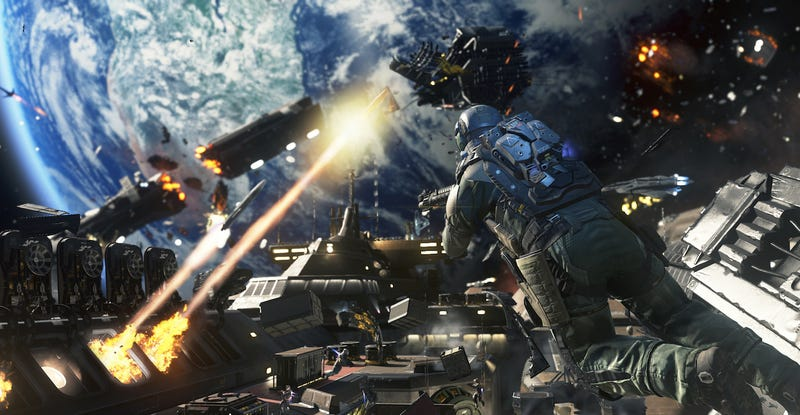 Illustration for article titled After A Fan Revolt, Call Of Duty: Infinite Warfare's Creators Are Trying To Win People Over At E3