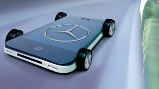 Illustration for article titled Siri Will Command the New Mercedes A-Class