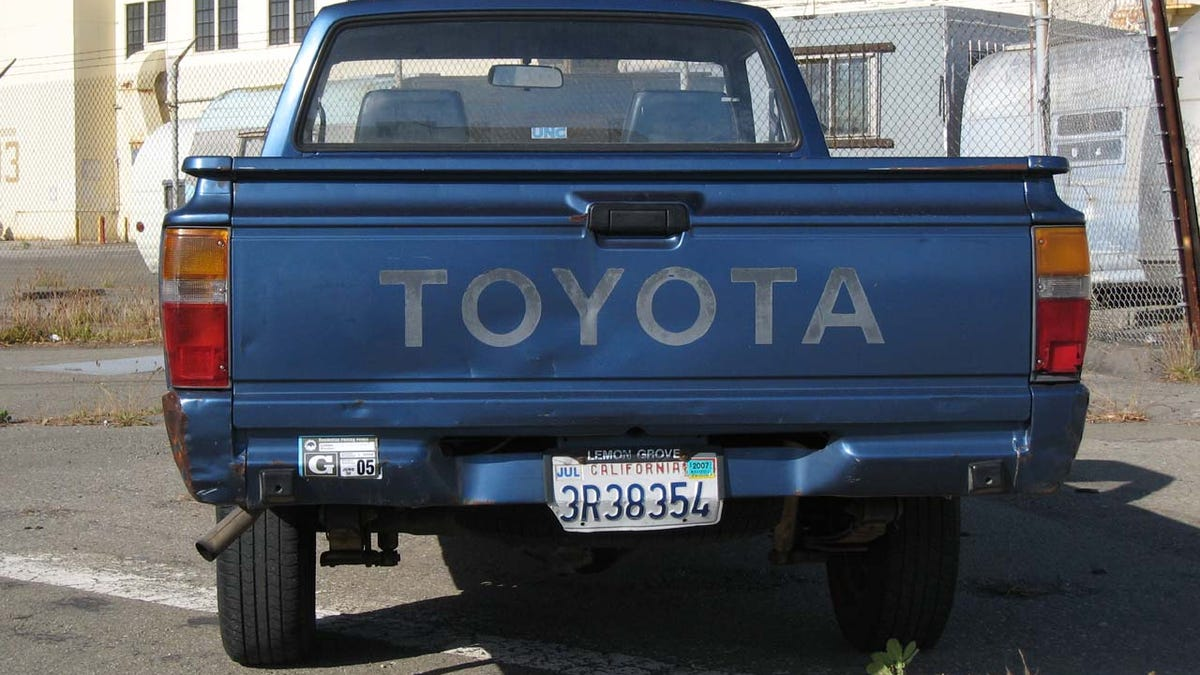 The Most Reliable Motor Vehicle I Know Of 1988 Toyota Pickup Hilux Problems