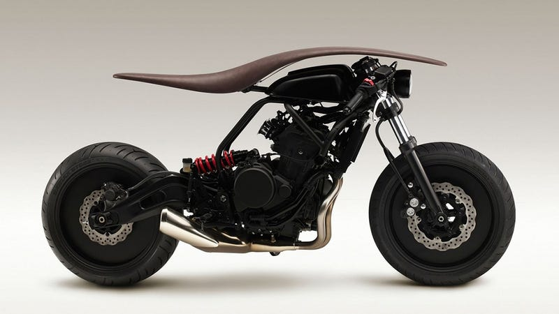 Illustration for article titled This Is How A Musical Instrument Designer Makes A Motorcycle