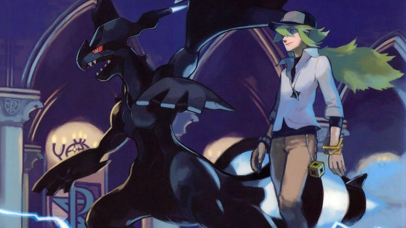Illustration for article titled Why I was Pokemon's Greatest Villain