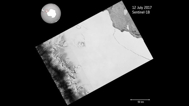 Image: Copernicus Sentinel-1 mission/ESA