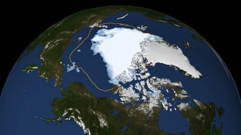 Image: Scientific Visualization Studio, NASA Goddard Space Flight Center