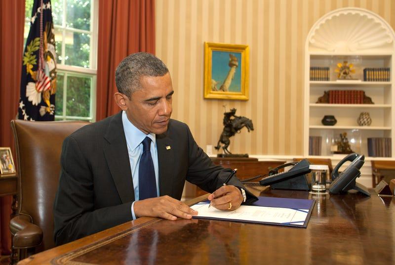 President Barack Obama in 2012Martin H. Simon-Pool/Getty Images