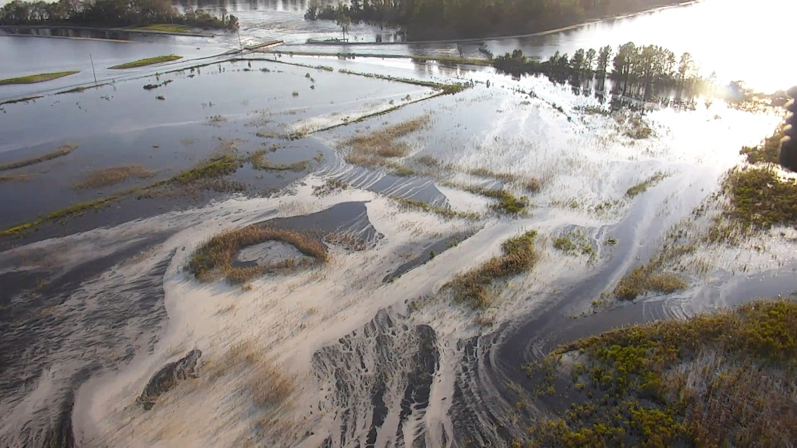 A Year After Hurricane Florence, Coal Ash Is Still a Huge Concern For North Carolina