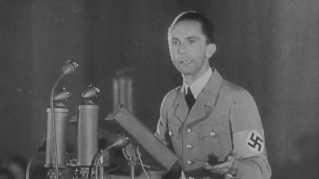 YouTube Bans Anti-Nazi Documentary From 1938 For Violating Hate Speech Policy