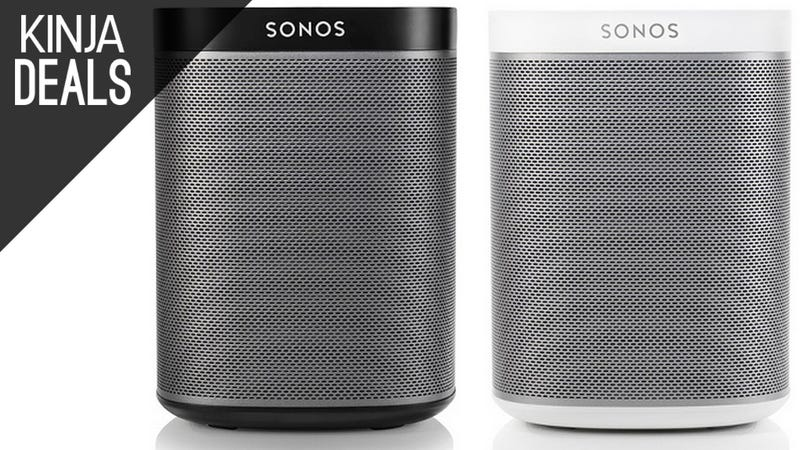 Illustration for article titled Here's a Rare Chance to Save $29 on a SONOS PLAY:1
