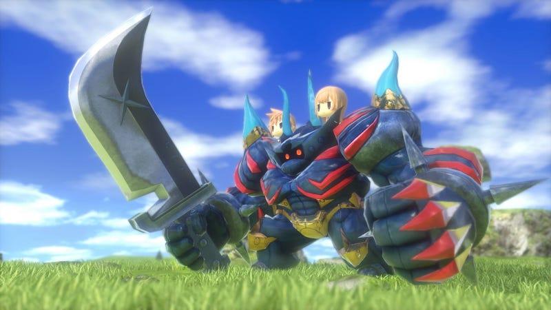 Illustration for article titled World of Final Fantasy, análisis: la mejor sobredosis de nostalgia