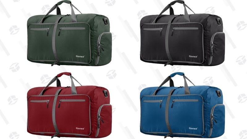 b20044d05b Get Yourself a Big-Ass Duffel Bag For  17