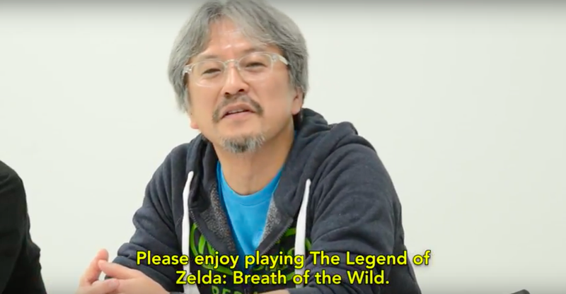 Illustration for article titled Breath Of The Wild Directors Reveal Their Favorite Shrines