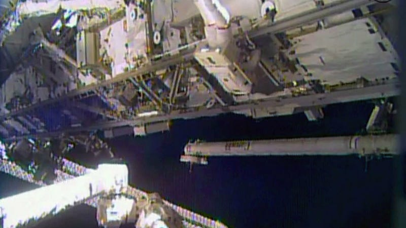 international space station space walk - photo #18