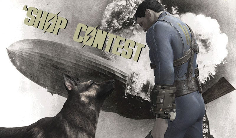 Illustration for article titled Kotaku 'Shop Contest: Fallout 4 Adventures
