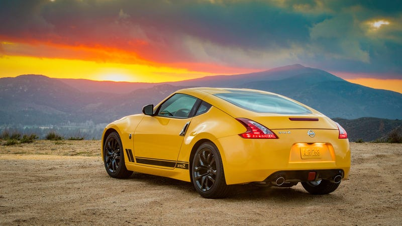 2018 nissan z car.  2018 the 2018 nissan 370z heritage edition is a reminder that still  doesnu0027t give shit about affordable sports cars with nissan z car