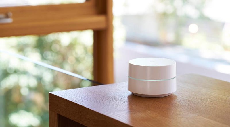 Illustration for article titled Google WiFi, el nuevo router modular de Google no dejará un solo rincón de tu casa sin conexión