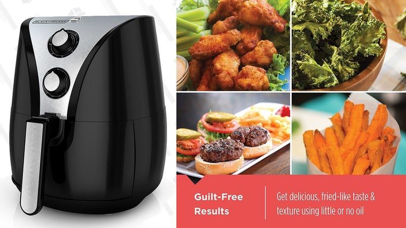 Black & Decker Air Fryer | $50 | Amazon