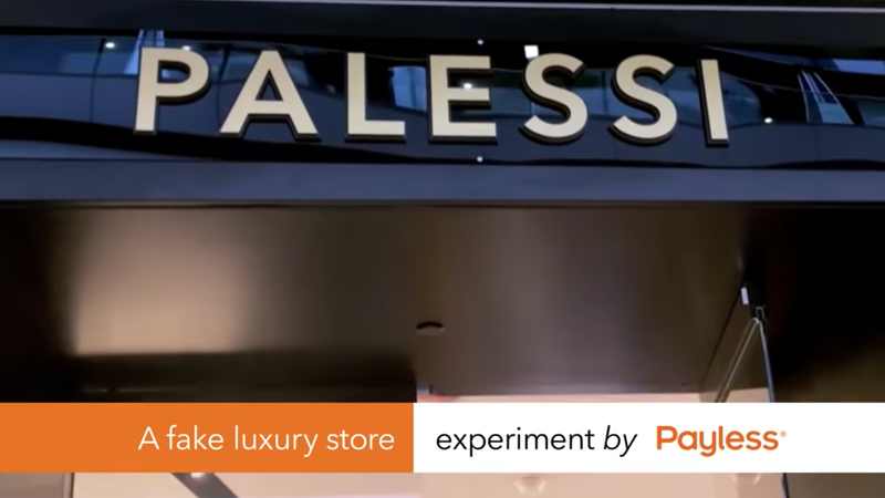 Viral Payless Scam Tricked Luxury Shoppers