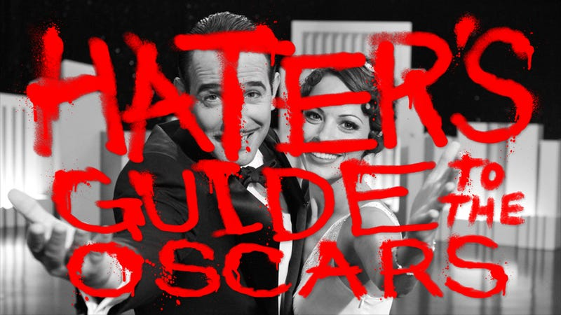 Illustration for article titled The Hater's Guide To The 2012 Academy Awards