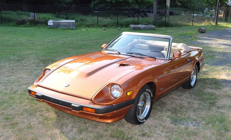 At $14,000, Does This Custom 1982 Datsun 280ZX Convertible Give It