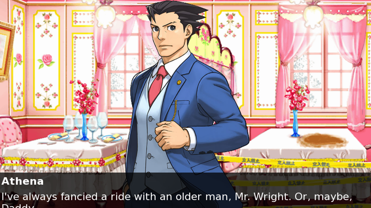 Sex-Soaked Ace Attorney Fan Game Gives A Whole New Meaning To 'Penal Law'