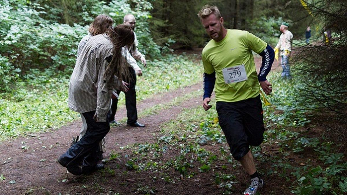 dead runners society running log
