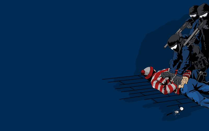 Illustration for article titled TAY! Where's Wally?