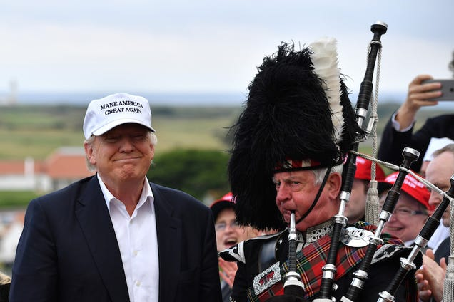 Donald Trump Is Stoked About Brexit—On An Unrelated Note, What Is Brexit?