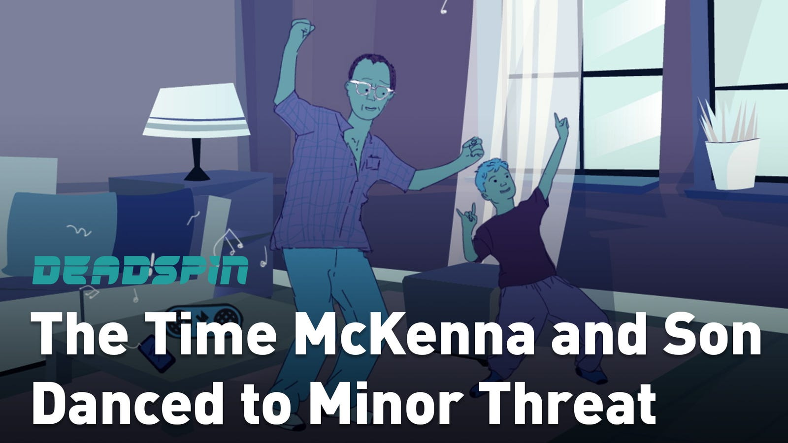 The Time Dave McKenna Converted His Son From Katy Perry To Minor Threat