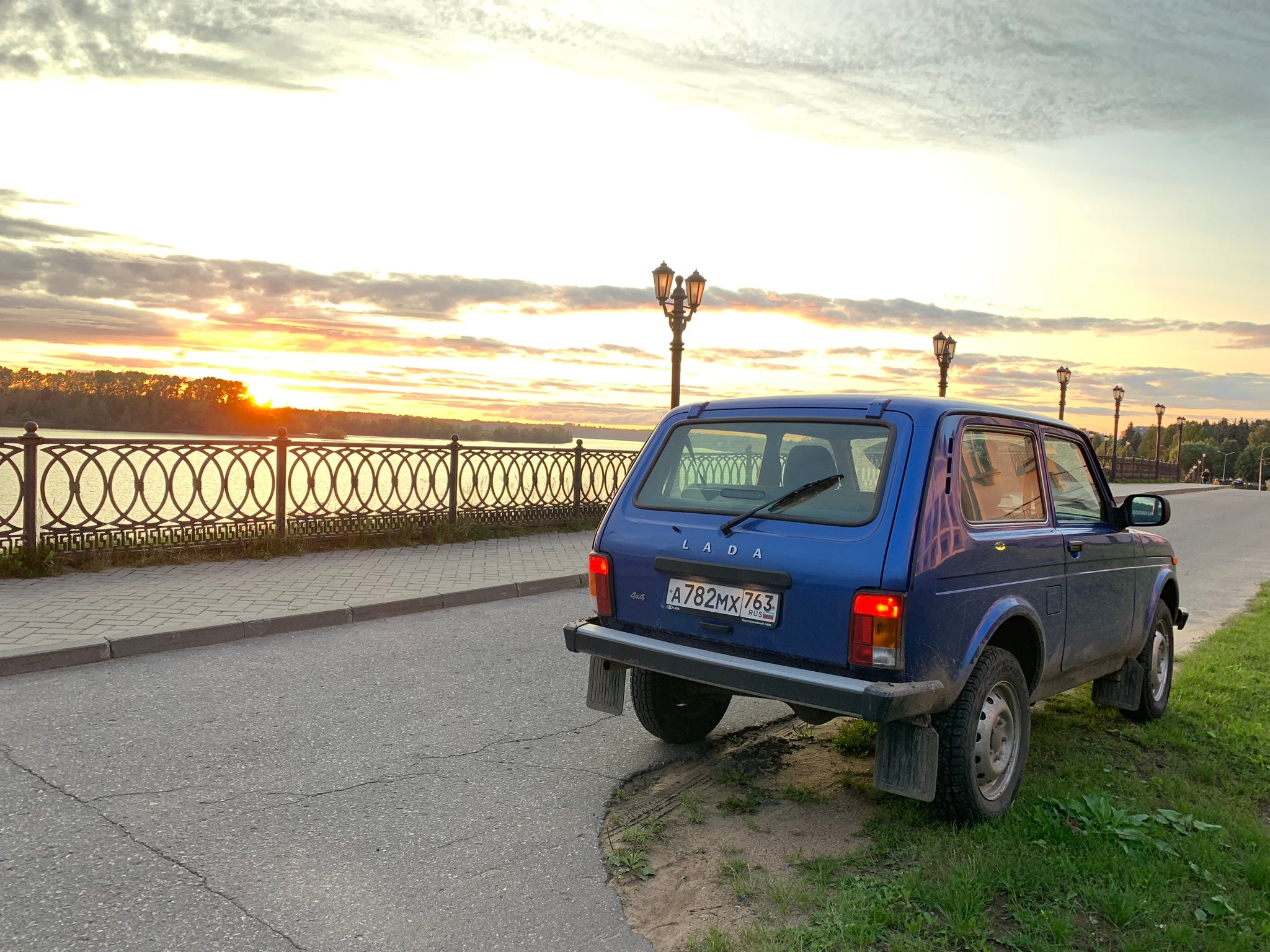 The Lada Niva Refuses To Die, 42 Years And Counting