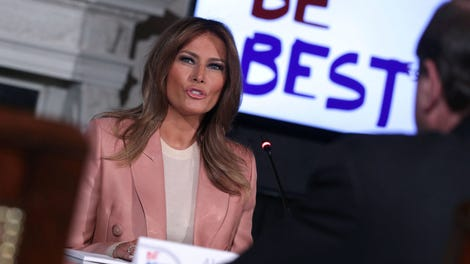 Astrologer Susan Miller Says Melania Trump Is Restless Might Rebel